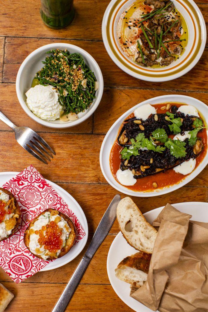 Artichoke dishes