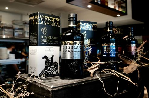spirited christmas gifts - highland park valfather