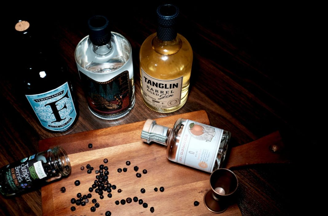 new gins in singapore