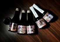 takanami sake limited edition bottlings