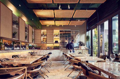 Caffe Cicheti - Interior