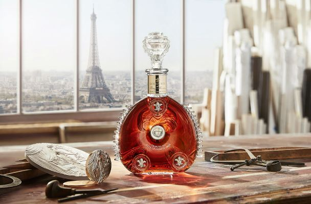 LOUIS XIII Time Collection: Tribute to City of Lights - 1900