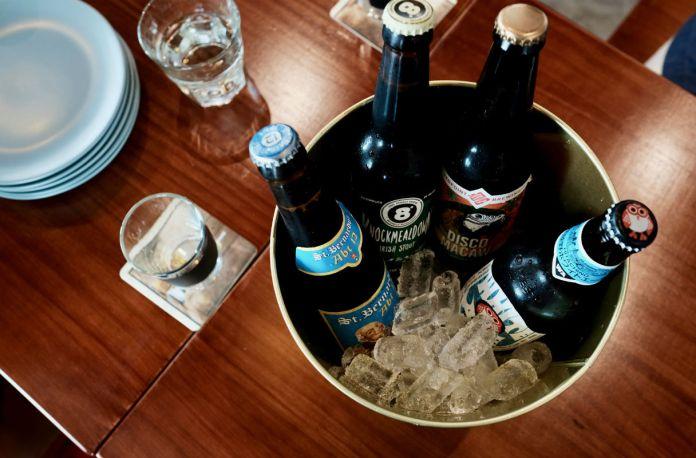 hopstation bottled beers