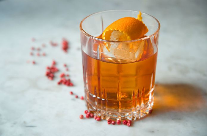 Fat Prince Saturday Brunch - Negroni Rouge