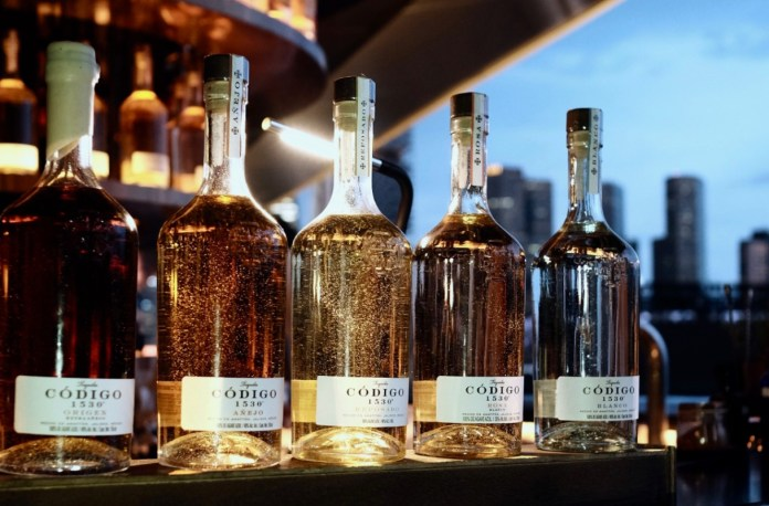 Codigo Tequila - alcohol delivery Singapore