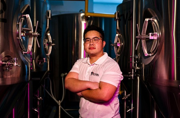 Sunbird Brewing Company Clive Tan