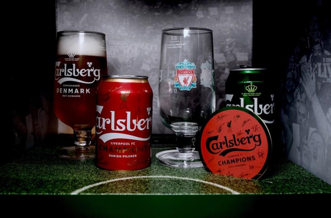 Carlsberg Liverpool Champions Can