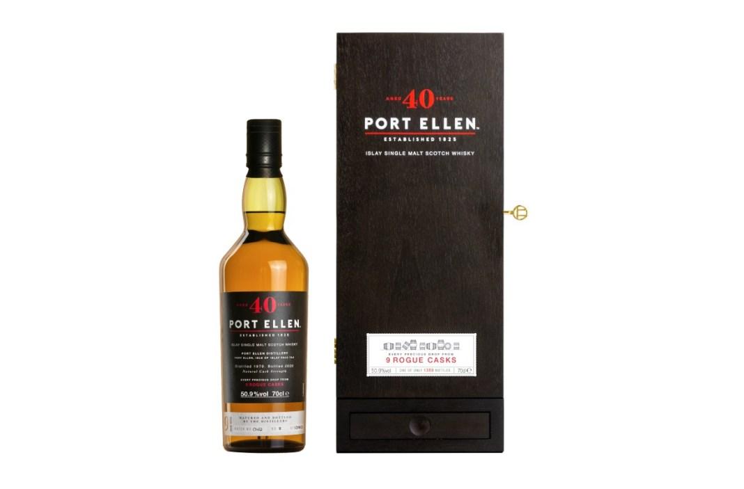 Port Ellen 40 Year Old