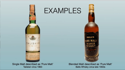 Learn about Scotch whisky over Zoom
