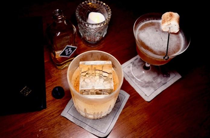 barbary coast new cocktails