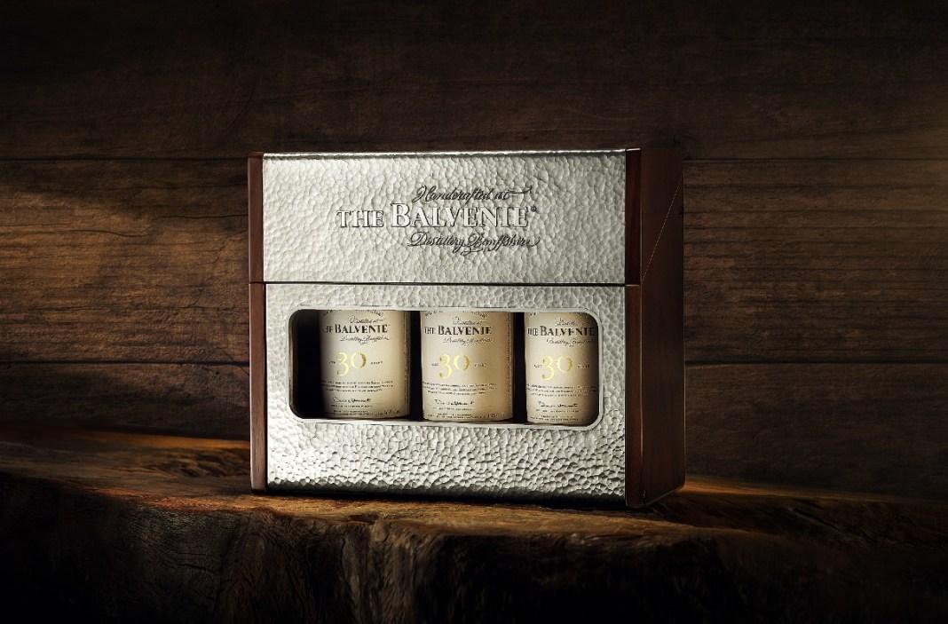The Balvenie x Royal Selangor Collector's Box