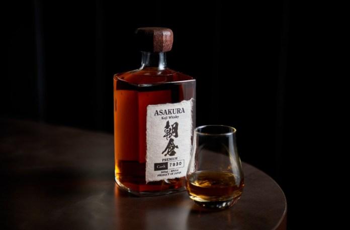 Asakura Premium koji whisky 2
