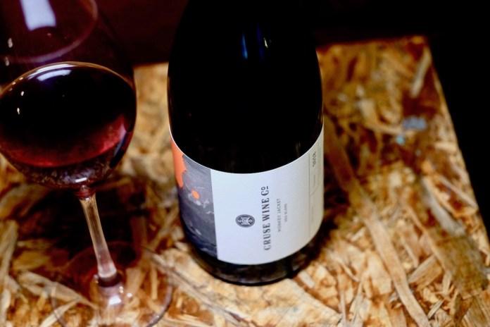 2018 Monkey Jacket Red Blend by Cruse Wine Co
