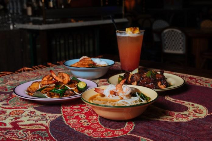 Singapore's heritage food at Yum Sing!