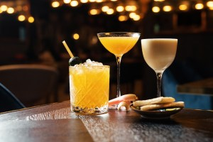 Edwin Poh's exclusive concoctions for the Club 5's Guest Bartenders Shift