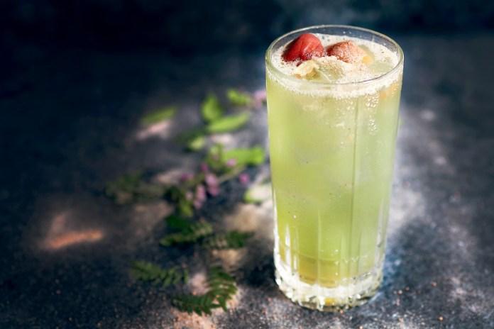 Kinki Restaurant + Bar Gin Assam Boi