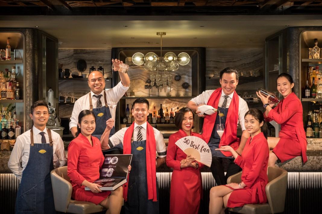 MO BAR Team Asia's 50 Best Bars 2021 Michter's Art of Hospitality Award