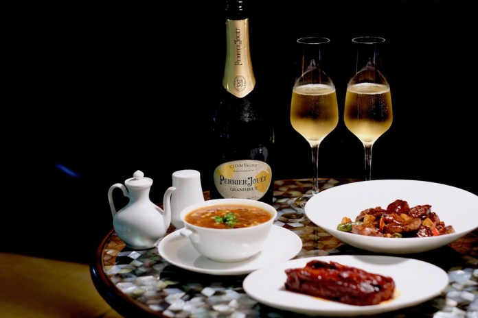 madame fan dim sum drink sum weekend brunch champagne and cantonese classics
