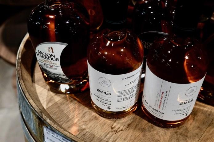 french whiskies