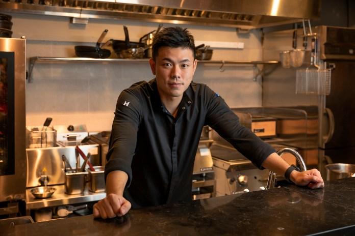 IKO Restaurant and Bar- Chef Jeremmy Chiam