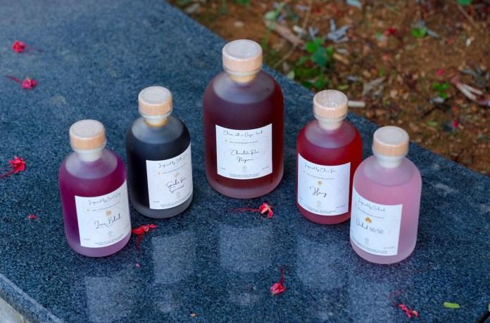 Origin bottled cocktails