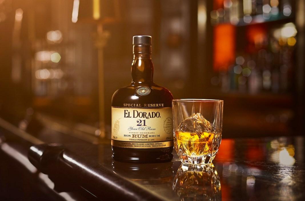 El Dorado rum 21 Year Old Singapore