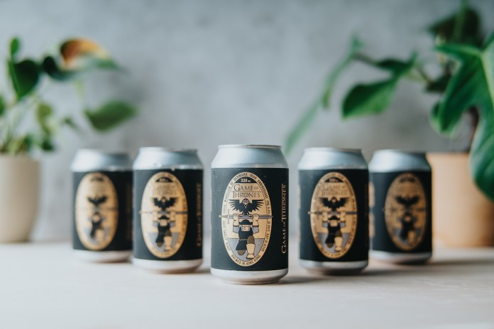 International Beer Day 2021 - Mikkeller Game of Thrones