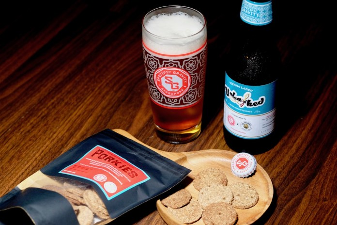 Unleash The Love - Porkies and Unleashed Vienna Lager