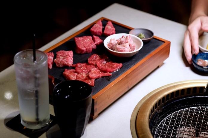 Yen Social butcher platter