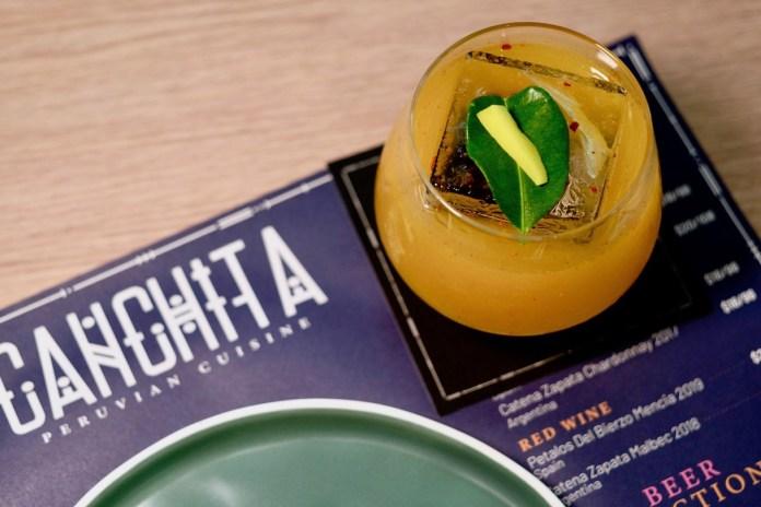 Canchita Margarita Tamarindo