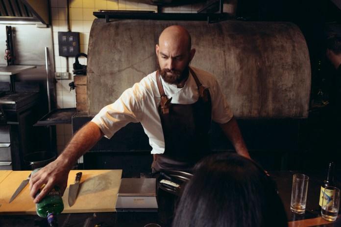 The World's 50 Best Restaurants 2021 - Burnt Ends Dave Pynt