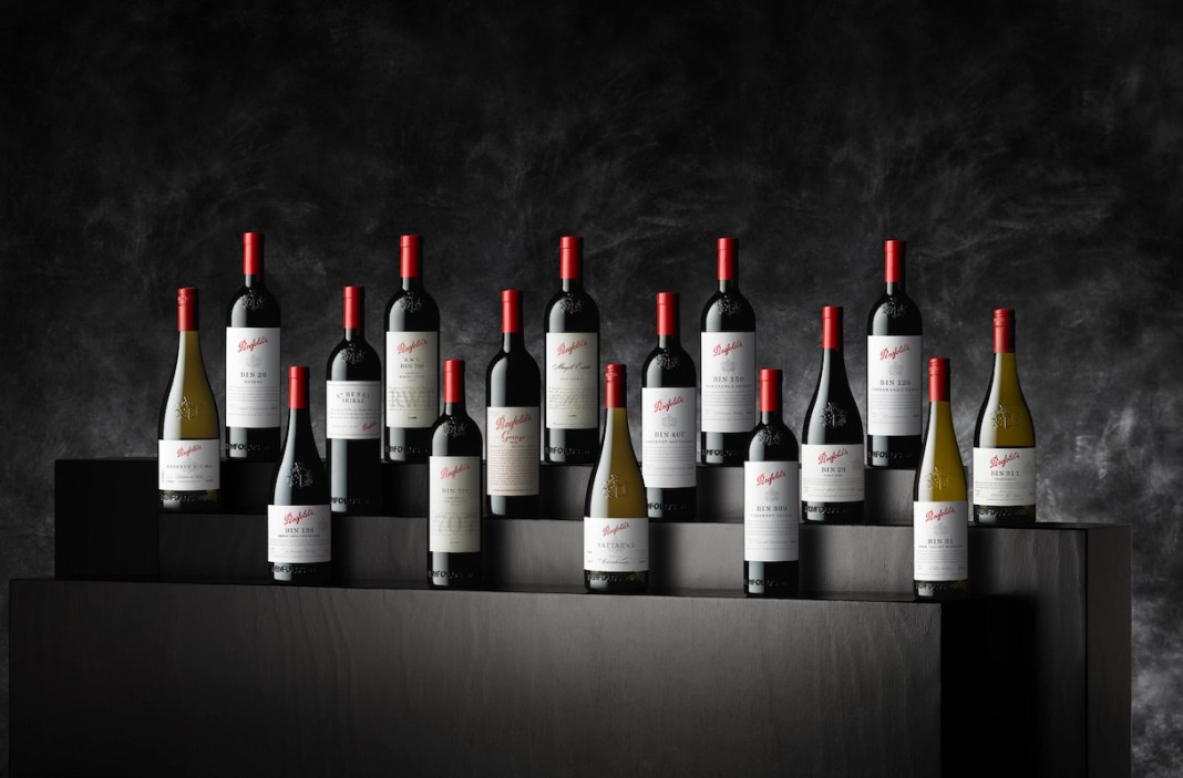Penfolds 2021 collection