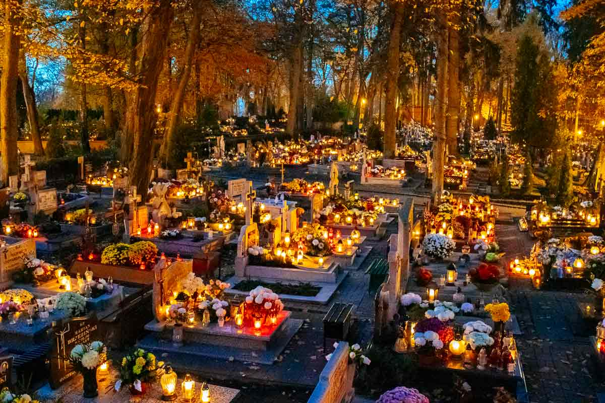 Independence Day And All Saints Day In Poland