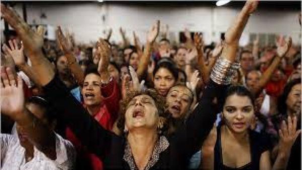 Charismatic-worship