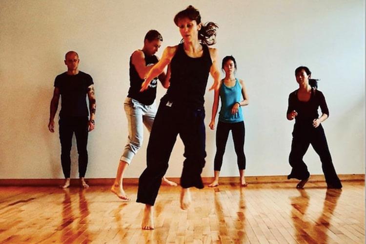 Movement Lab: Rhythm & Coordination