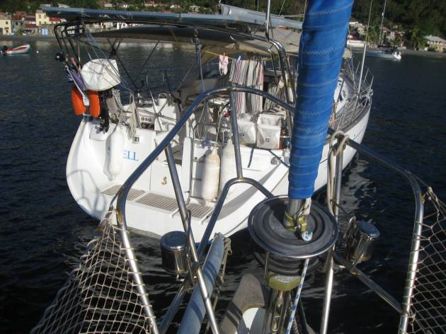 And how to deal with other boat users that were not as careful with their anchoring