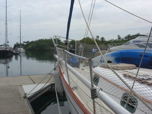 1-marina berth