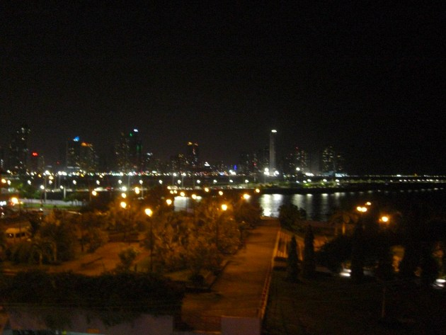 3-ot night view hotel
