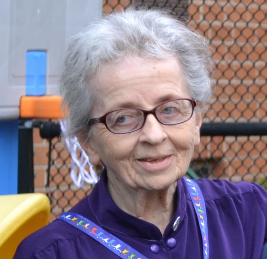 Sr. Susanne Lachapelle