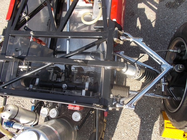 FILTRE 76   Chassis March