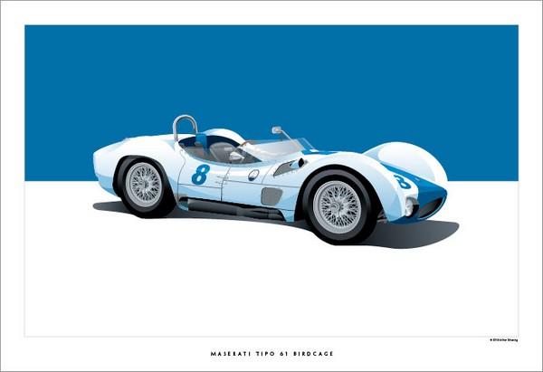 FILTRE   MaseratiBirdcagePoster.jpg w scheningcreative  com.j