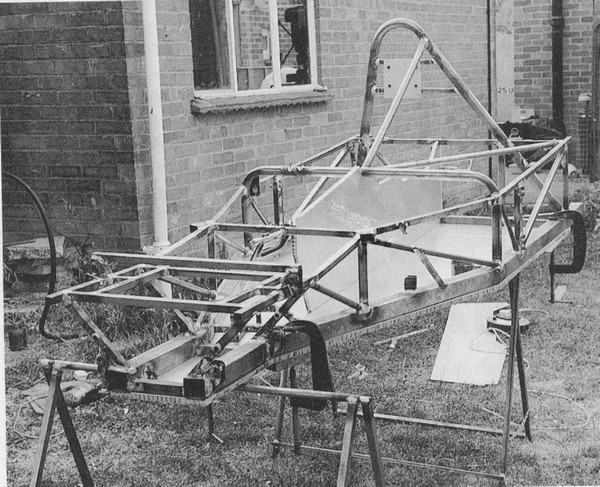 CHASSIS     austin 7
