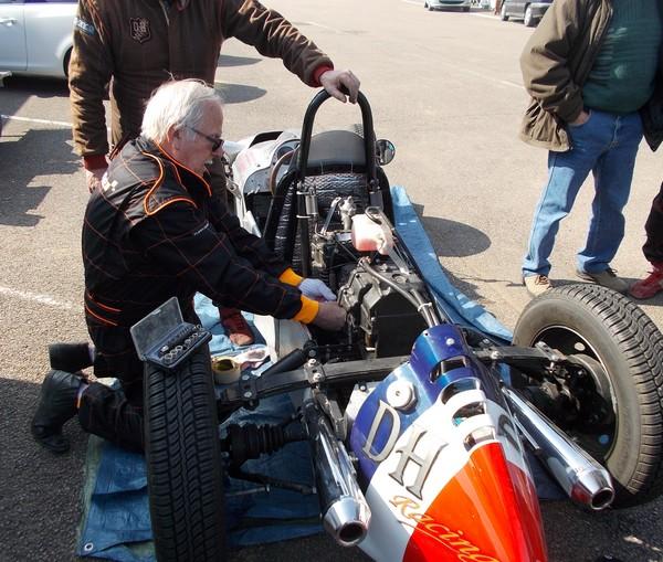 FILTRE   Racer DH entr'aide