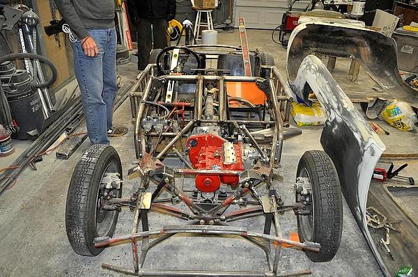 FILTRE  Devin   SAAB race moteur couché