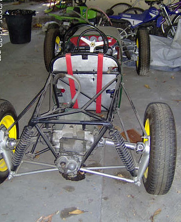 FILTRE    chassis arr Lotus-18-2