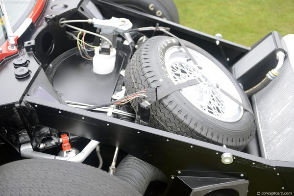 FILTRE  roue secours  66-Ford-GT40-Mark1