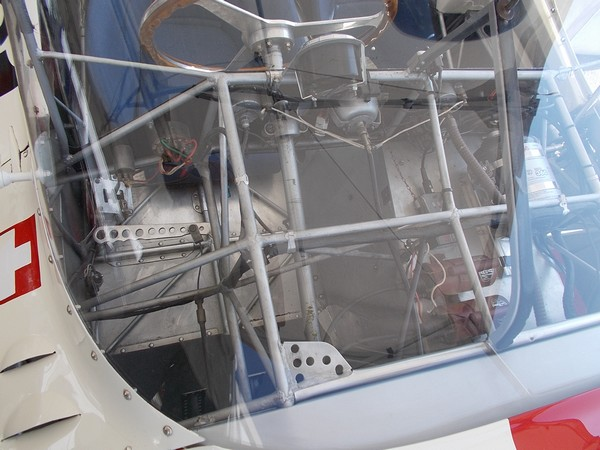 FILTRE Chassis bird cage