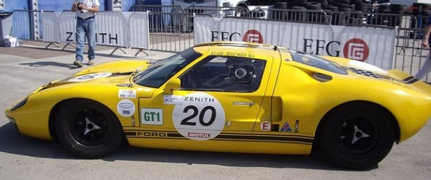 FILTRE  GT 40