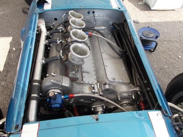 FILTRE Scarab moteur