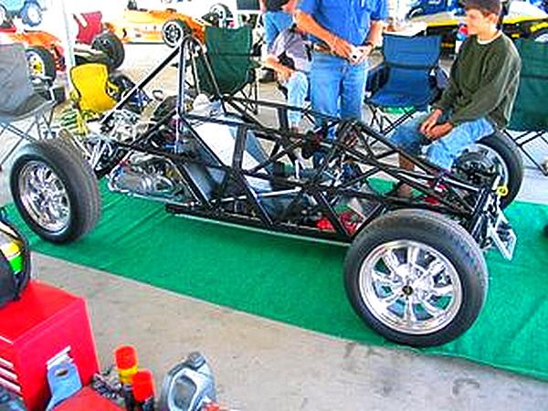 FILTRE chassis rapier.